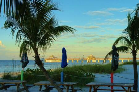 Tropical Waters Vacation Rental #A - Fort Myers Beach
