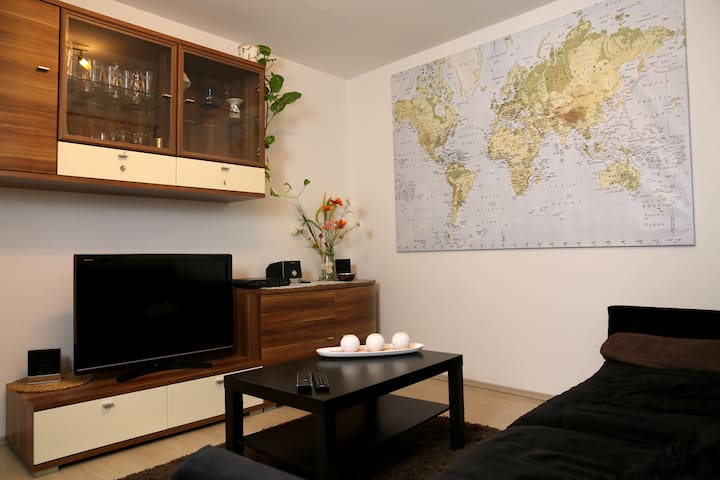 modern 2-bedroom apartment  - Dresden - Apartment