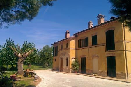 Villa a 2 passi dal centro - Jesi - Daire