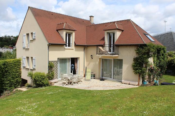 Belle maison familiale à partager près de Paris