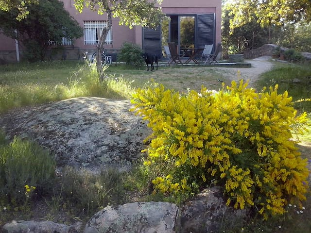 Little house in Sierra de Madrid - Hoyo de Manzanares