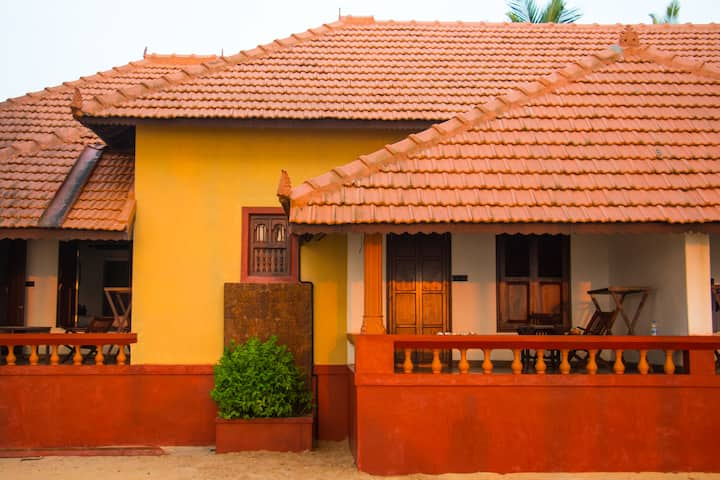 Udupi Homestay: Serene Beachside Stay 02