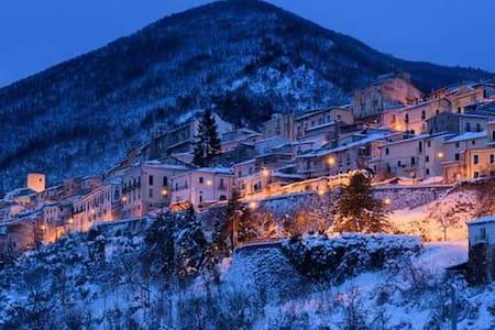 Casa Vacanze sul Gizio, tra storia neve e natura