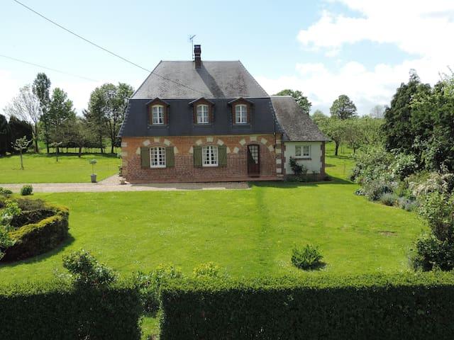 Maison de charme en Normandie - Heudreville en Lieuvin - House