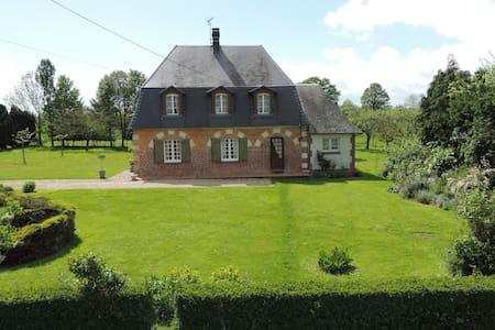 Maison de charme en Normandie - Heudreville en Lieuvin