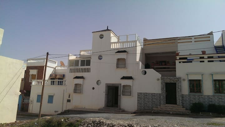 Charming house, 500m from the water