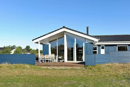 Chic Holiday Home in Fanø with Sauna