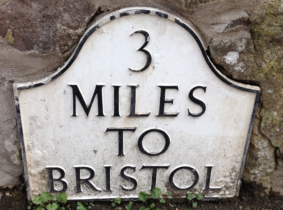 Very convenient for Bristol.