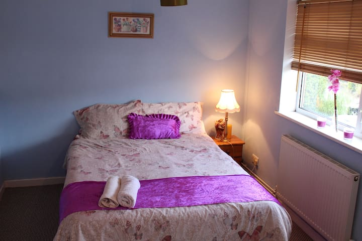 Lovely double room  in a nice area - Coventry - Casa