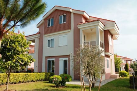 Aquarius Semi-Detached Villa 12 - Çolaklı Belediyesi - Villa