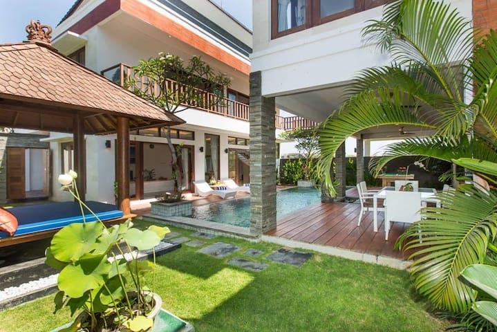 1BR Private Villa Near to Finn Club Canggu #couple