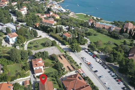Holiday apartment with 1 bedroom on 48m² in Portoroz