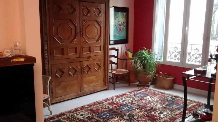 Nogent Maison 90 m2 - 3 chambres - calme - Nogent-sur-Marne - House