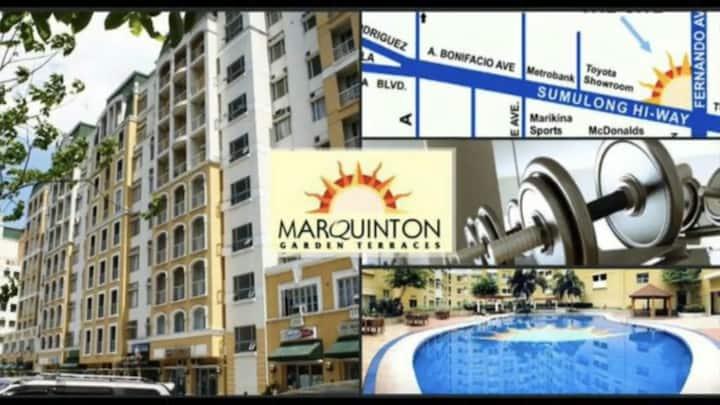 Budget stay in Marikina - 1 BR Condo