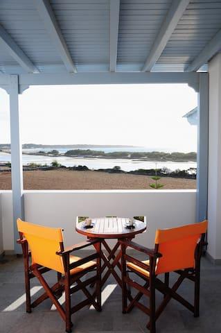 Glyfada Studio with sea view