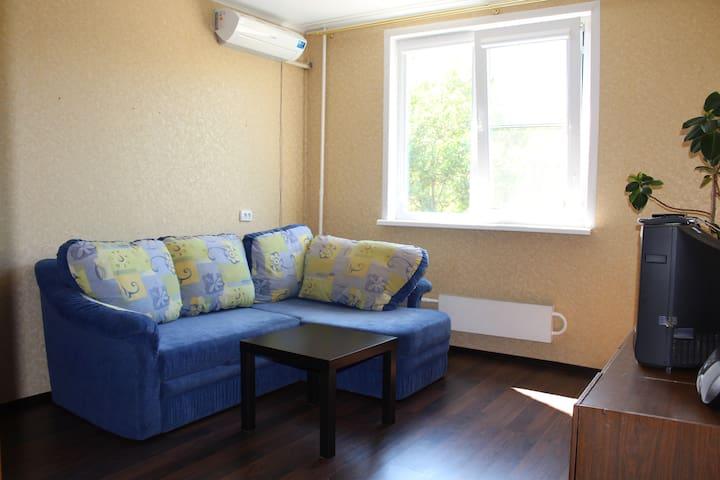 Уютная 1-к квартира - Tolyatti - Apartament