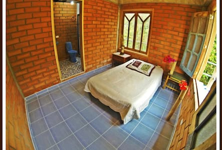 Beautiful rooms in the forest - Rumah