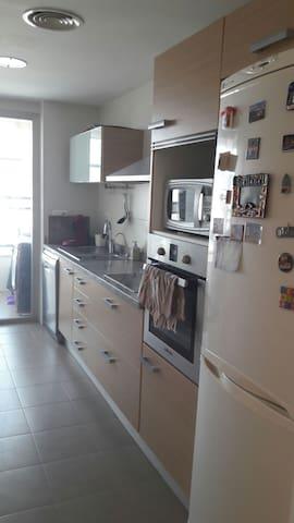 Habitacion individual + wifi - Alcàsser - Appartement
