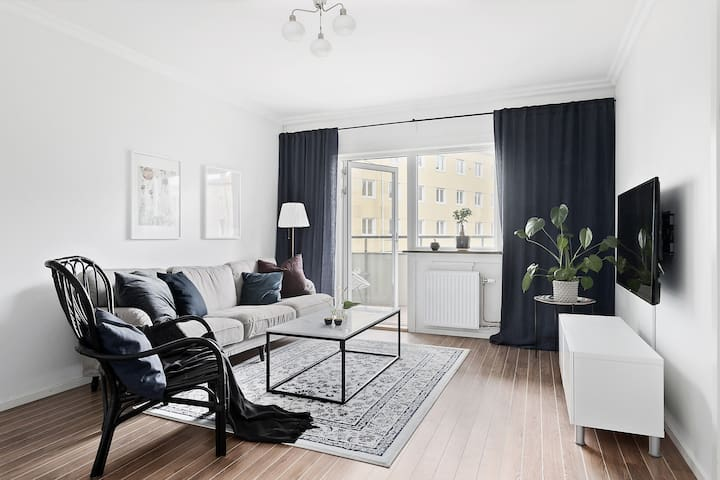 Cosy two room apartment close to city center