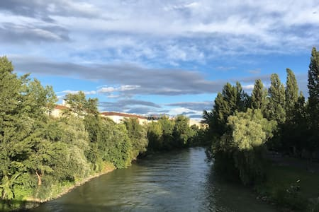 Nice Viennese Apartement near Danube channel