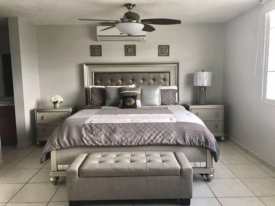 Mater Bedroom #1