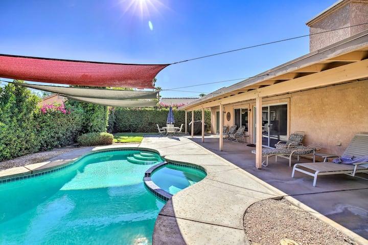 La Quinta Home w/Pvt. Pool - 6 Mi to Polo Grounds!