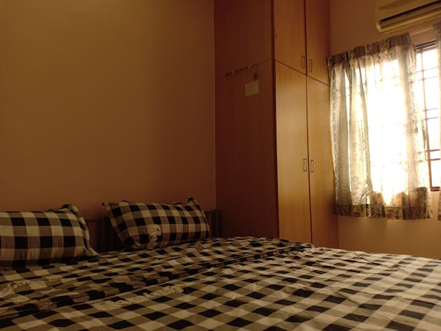 1 King Bed in Private @ Puncak DesaHome