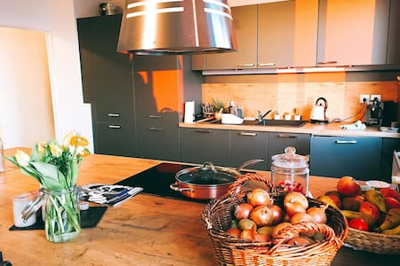 Lovely bright appartment with terrace - Clermont-Ferrand - Wohnung