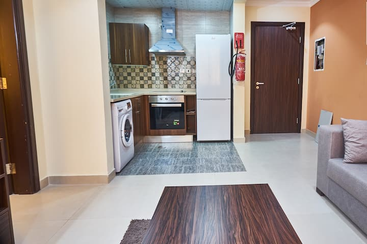 Premium One-Bedroom Apartment-8