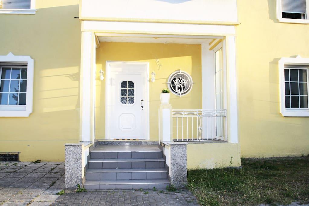 Wohnungseingang - entrance