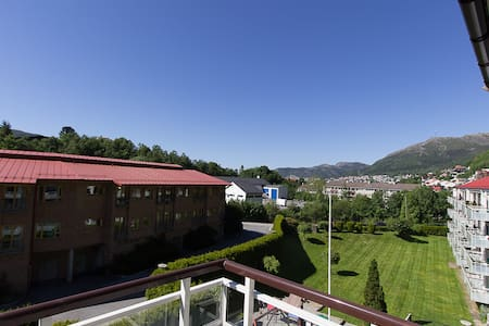 Cosy flat close to Bergen city - 卑尔根 - 公寓