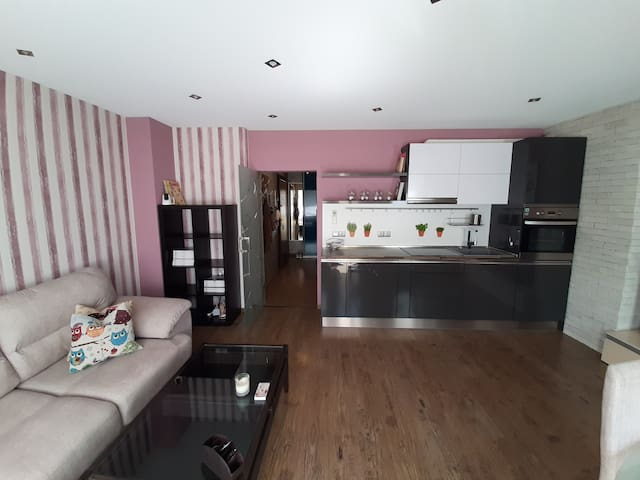 Modern appartment close to Grand Mall and Market