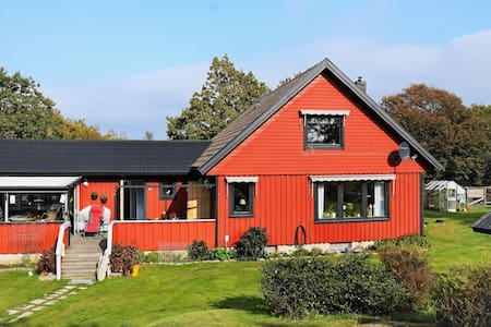 4 star holiday home in Nösund