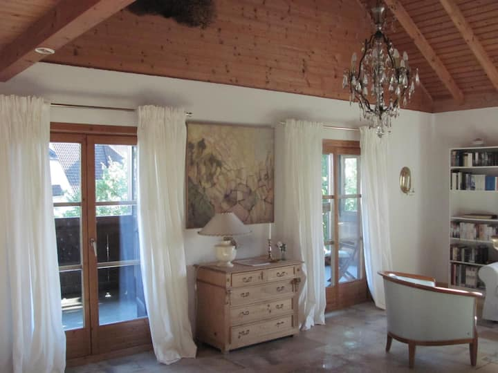 High quality holiday home in romantic Franconia