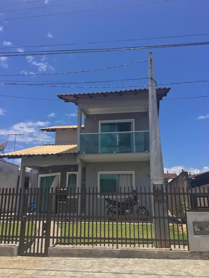 Casa dos Silva.