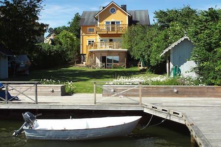 Waterfront villa Vaxholm, Stockholm - Vaxholm - วิลล่า
