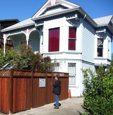 Two bedroom Victorian in Berkeley - Berkeley - Wohnung