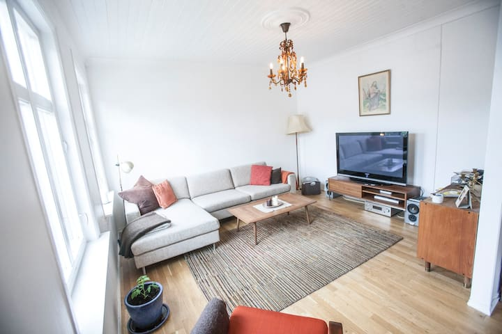 Beautiful three bedroom apartment - Bergen - Apartment