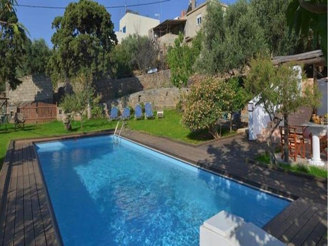 Elounda Traditional House with Pool 6pax - Lasithi - House
