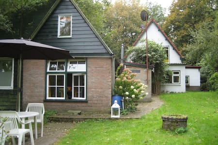 Guest house with beautiful garden - Beekbergen - Blockhütte