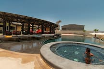 The Copala clubhouse is only accessible to owners and their guests.