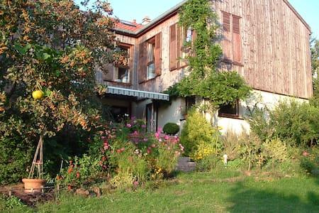 Maison chaleureuse et spacieuse - Lambach - 独立屋