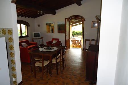 Tipica casa Toscan in campagna - Calenzano - 独立屋