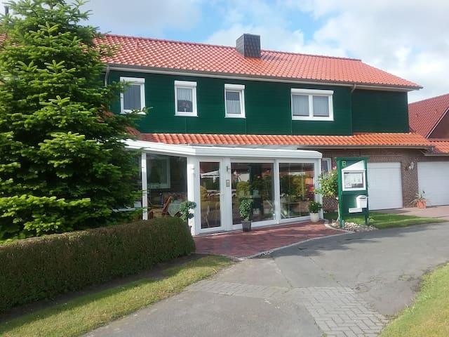 FeWo an der Nordsee,  Deutschland,  Ostfriesland