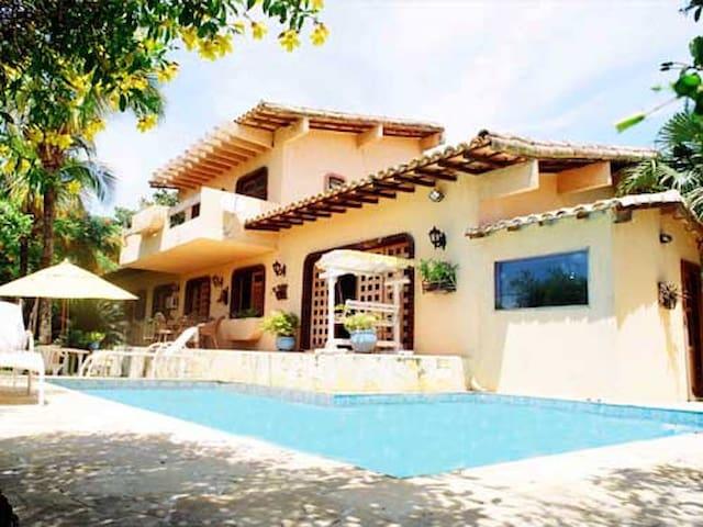 Amazing beach house at Búzios