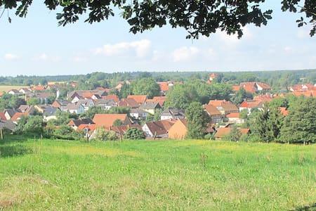 Ferienwohnung auf Reiterhof  - Bühren - Lejlighed