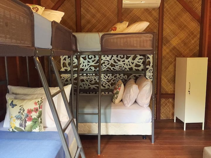 Best Gili Beach Dormitory With Swimming Pool