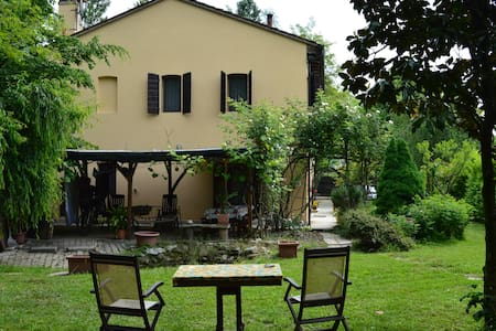 Villa delle Rose near Venice groundfloor apartment