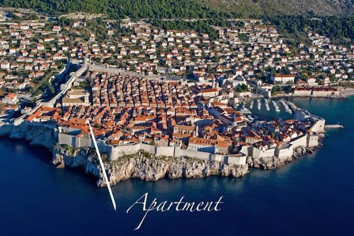 Studio Amore -Old Dubrovnik on a modern way