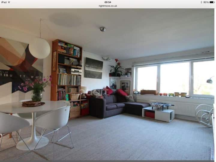 Bright secluded Town House in Cambridge, Drive.